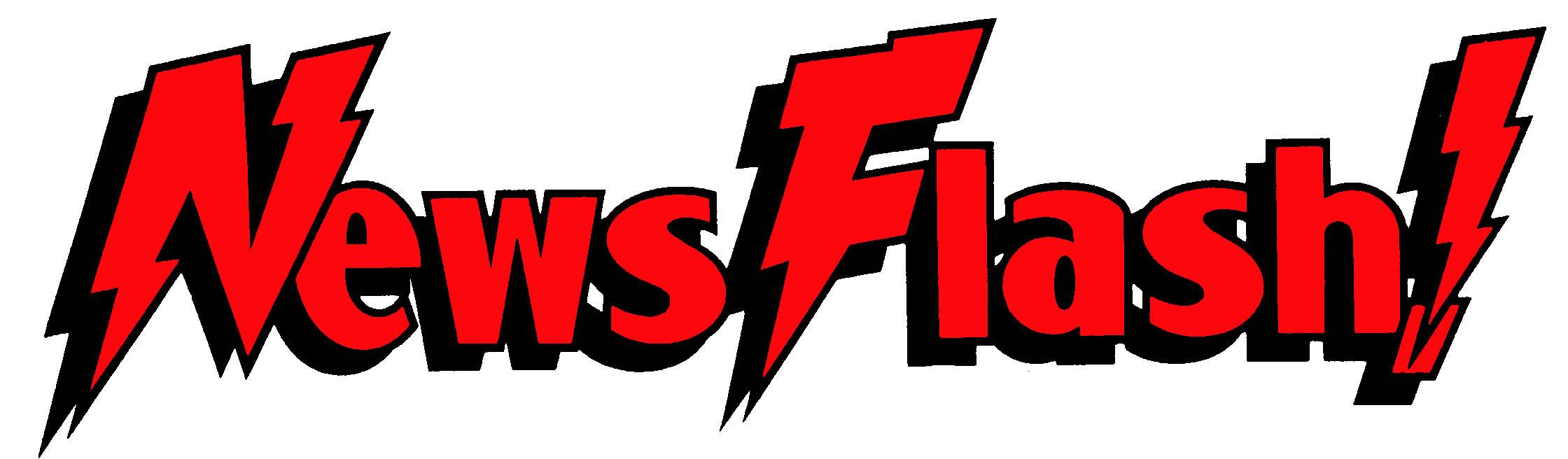 The flash news