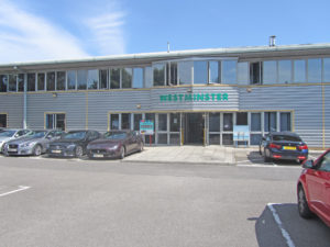 1st floor office suite in Uckfield