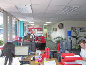 Office suite to let short term