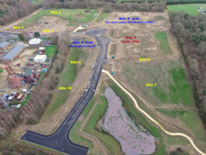 Development sites for sale in Maresfield