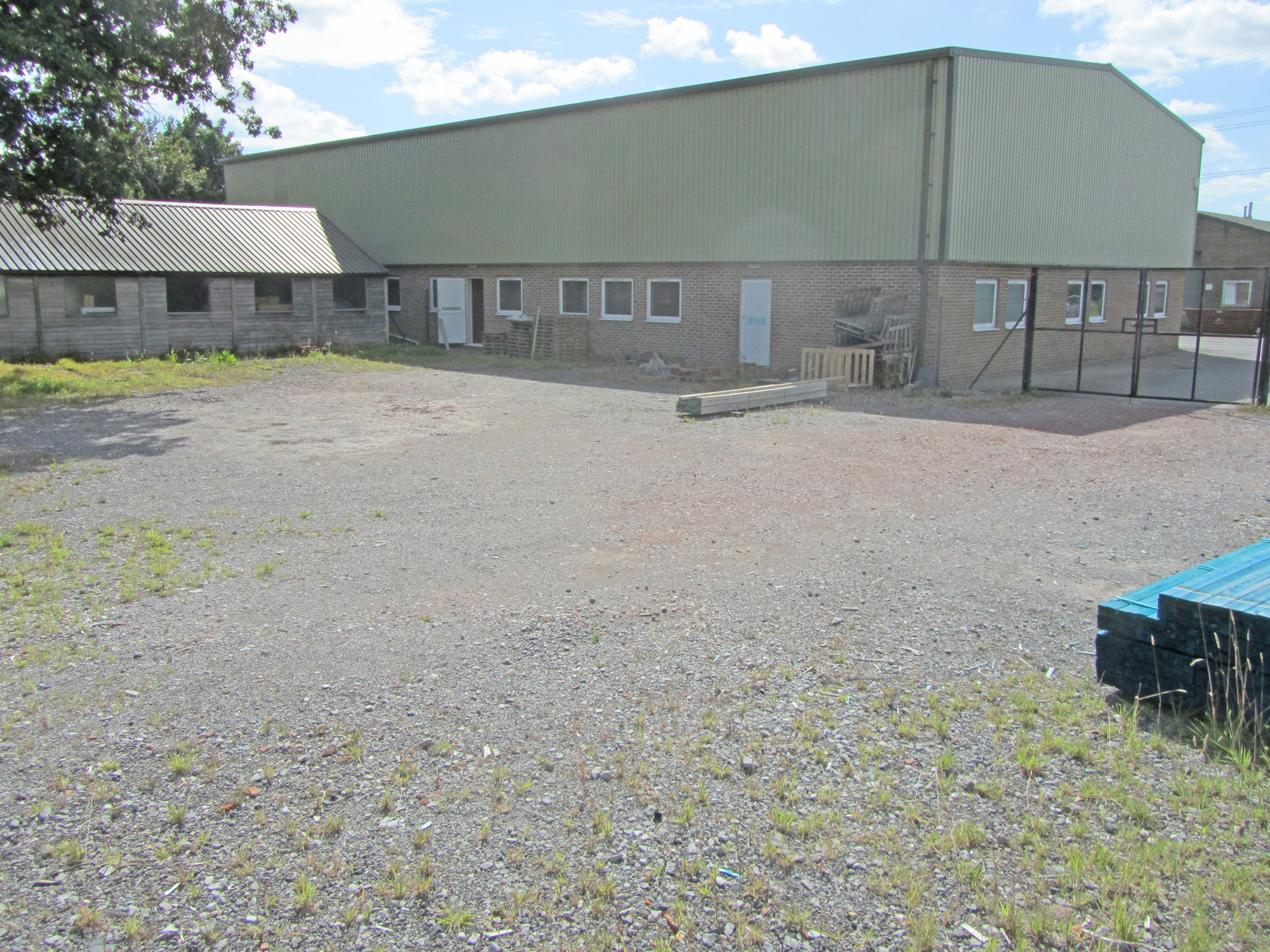 Industrial Unit Let In Bolney Lawson Commercial