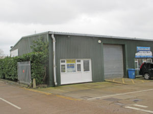 modern industrial unit to let suitable motor trade